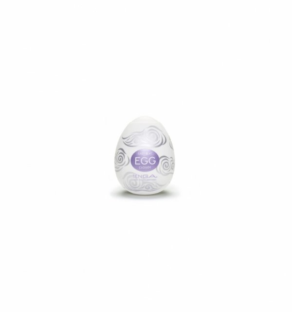 Tenga - Hard Boiled Egg - Cloudy
