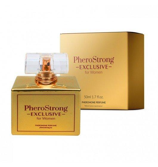 Medica Group PheroStrong Exclusive for Women 50ml - perfumy z feromonami dla kobiet