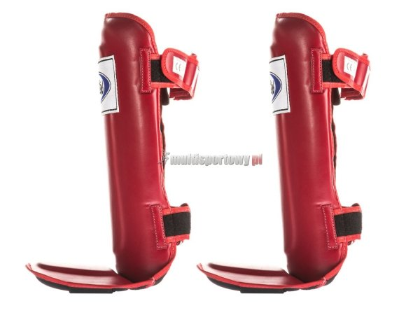 Ochraniacze piszczela i stopy SP3 DOUBLE PADDED Fairtex