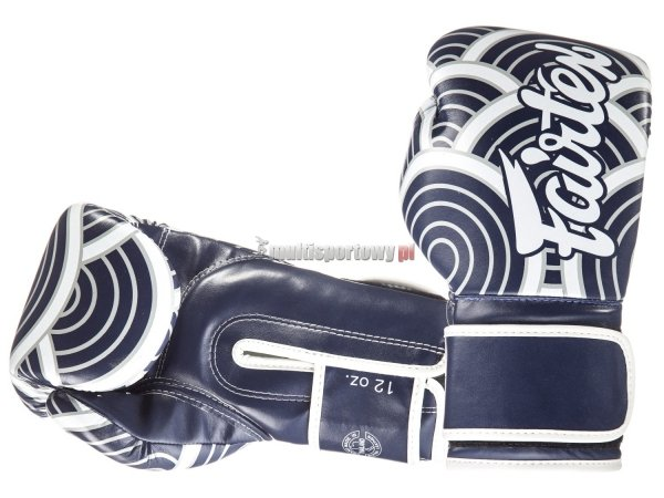 Rękawice bokserskie BGV-14 JAPANESE ART - THE WAVE OF KANAGAWA 1829 Fairtex