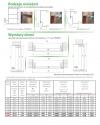 Drzwi wejściowe zewnętrzne Wikęd Premium wzór 26c