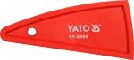 Szpachelka szpatułka łopatka do silikonu YATO 5260