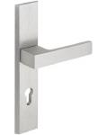 Klamka do drzwi bezpieczna TOTAL INOX LEWA 92mm