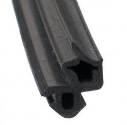 Uszczelka do okien PCV DECCO 90-408-20 Czarna