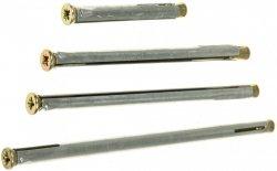 Kotwa łącznik do ościeżnic drzwi KO 10x112 100szt
