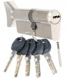 Wkładka z gałką CAM nawiercana 45/35G zamka drzwi