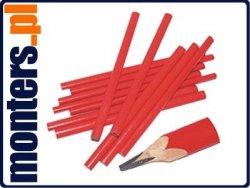Ołówki Stolarskie ołówek 180mm 12szt