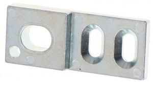Zaczep górny do rygla drzwi 6mm 1szt