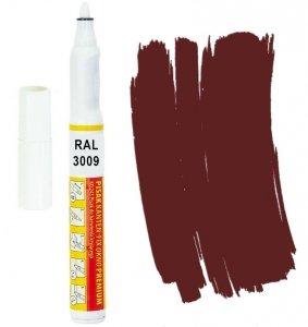 Kanten FIX RAL 3009 czerwony tlenkowy Pisak retusz