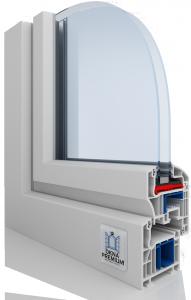Okna PCV Schuco Cava Okno energooszczędne - pomiar