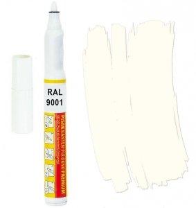 Kanten FIX RAL 9001 biały perłowy Pisak retusz