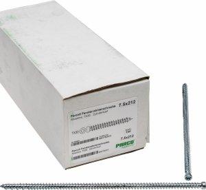 Wkręty 7,5x212 TX30 walcowy ościeżnic okien 100szt