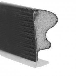 Uszczelka QLON QL3063 czarna do okien drewnianych