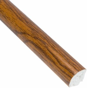 Ćwierćwałek 14x14 złoty dąb 2,5m okienny okleina
