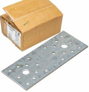 50x Łącznik ciesielski 140x55 2,5mm płaski ŁP2