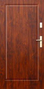 Drzwi wejściowe zewnętrzne Wikęd Premium wzór 27