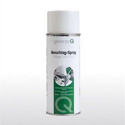 Olej w sprayu GreenteQ do okuć okiennych 400ml