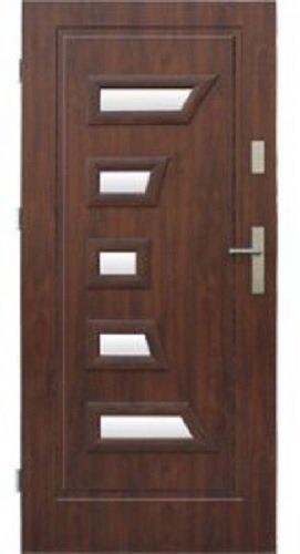 Drzwi wejściowe zewnętrzne Wikęd Premium wzór 18