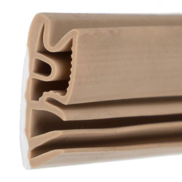 Uszczelka do okien drewnianych KD6 beżowa 1m.
