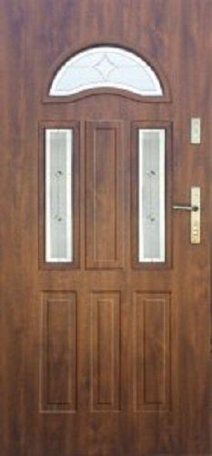 Drzwi wejściowe zewnętrzne Wikęd Premium wzór 34a