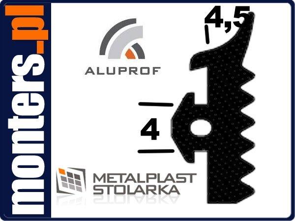 Uszczelka do drzwi okien aluminiowych aluprof 450 (S-MTP-05) 1m