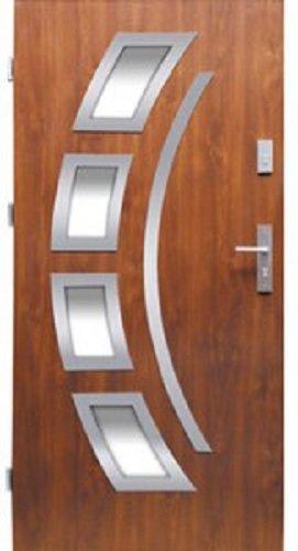 Drzwi wejściowe zewnętrzne Wikęd Premium wzór 21
