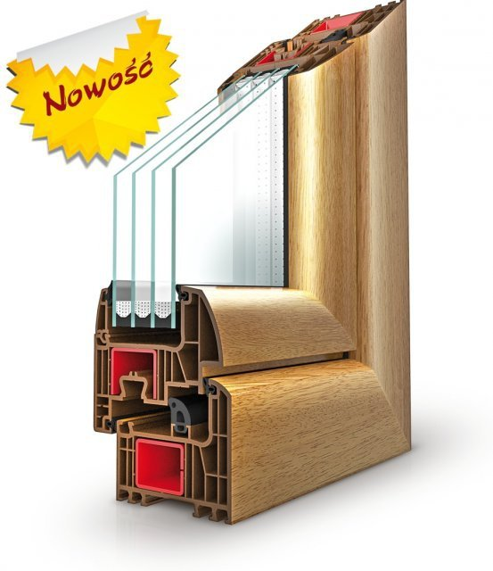 okna pcv drutex iglo energy okno energooszcz dne pomiar. Black Bedroom Furniture Sets. Home Design Ideas