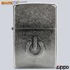 [ZIP-76] Unikat Zapalniczka Zippo™ Power Design Street Chrome Silver
