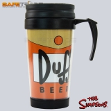 [MUG-53] The Simpsons™ Simpsonowie Duff Beer Travel Kubek Podróżny
