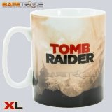 [MUG-64] Tomb Raider™ Oryginalny Kubek Lara Croft XL 460ml