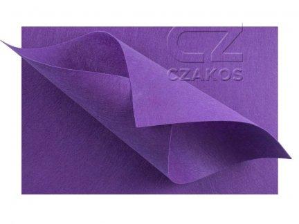 Filc 2mm Duży 30x40cm Fiolet [ZESTAW 10 SZTUK]