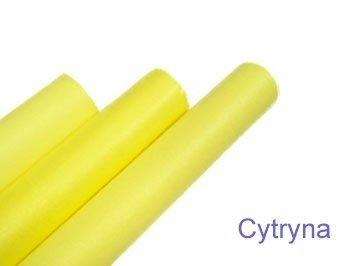 Flizelina Kolor Cytryna 50cm/9m [Zestaw - 10 sztuk]