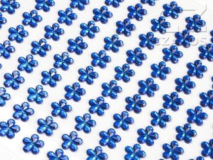 Kryształki Kwiatki 8mm Chaber [10 Blistrów]