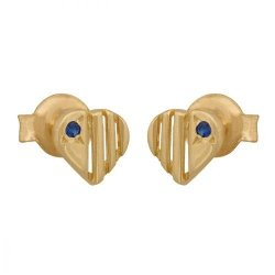 Złote kolczyki 585 - 20326