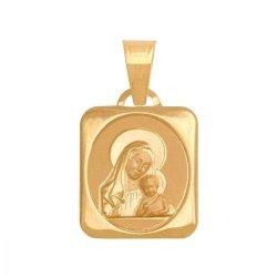 Medalik złoty 585 - 23152