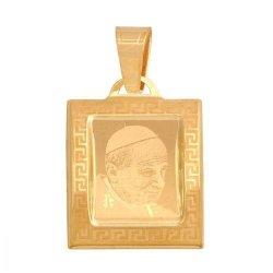 Medalik złoty 585 - 26298