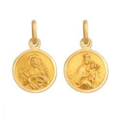 Medalik złoty 585 - 26851