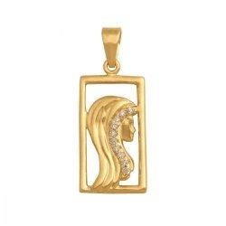 Medalik złoty 585 - 27613