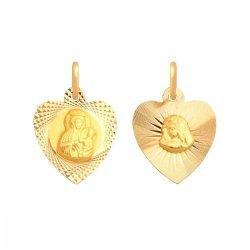 Medalik złoty 585 - 31961