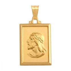 Medalik złoty 585 - 35464