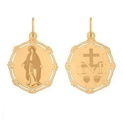 Medalik złoty 585 - 36612