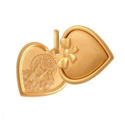 Medalik złoty 585 - 38779