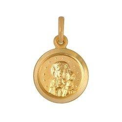 Medalik złoty 585 - 4045