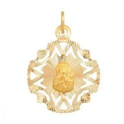 Medalik złoty 585 - Me420