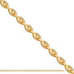 Bransoletka złota, damska 585 - 41364