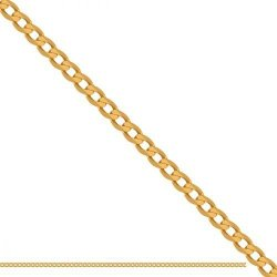 Łańcuszek złoty 585 - Lp1001