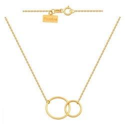 Celebrytka, naszyjnik, łańcuszek ze złota 585 - 43056