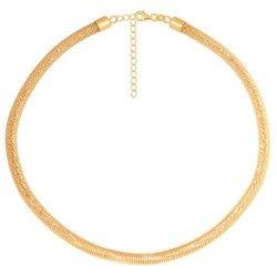 Naszyjnik złoty ozdobny 585 - 46141