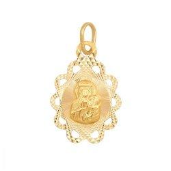 Medalik złoty 585 - 5239