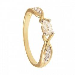 ARTES-pierścionek złoty zaręczynowy 668/375